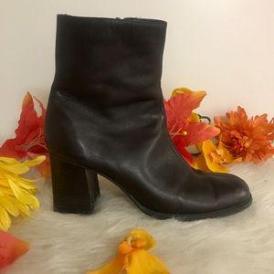 Amanda Smith Ankle Boots